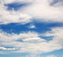 Blue Sky by Chris  Bradshaw