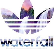 Waterfall by ABnC