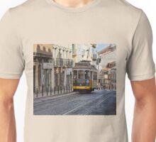 Historic Lisbon tram Unisex T-Shirt