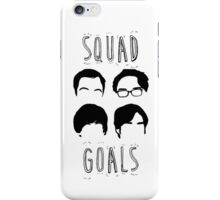 Squad Goals iPhone Case/Skin