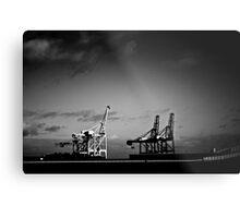 steel giants Metal Print