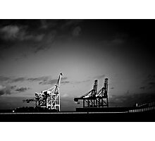 steel giants Photographic Print