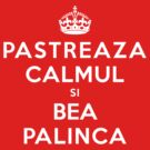 Keep Calm..... Drink Palinca by BT-PopTee