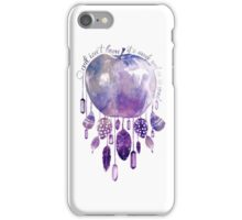 """""""Evil isn't born it's made and so is good."""" -Regina Mills iPhone Case/Skin"""