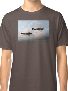 Supermarine Spitfire and Hawker Hurricane Classic T-Shirt