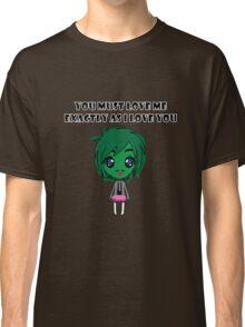 Old Gregg Wants Love Classic T-Shirt