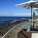 Restaurant By The Sea by aussiebushstick