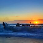 The SS Dicky at Sunrise by f13 Gallery