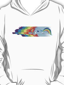 Rainbow Dash Cascade 2 T-Shirt