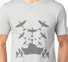 Blitzkrieg, the 'lightning war' Unisex T-Shirt