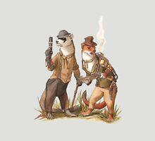 Steampunk Weasels T-Shirt