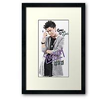 Got7 - Yugyeom Framed Print