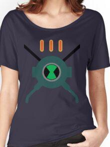 Ben 10: NRG Women's Relaxed Fit T-Shirt