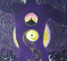 Shambala - Spiritual Journey Sticker
