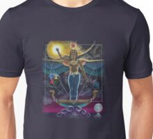 Isis - Egyptian Goddess of Magic Unisex T-Shirt
