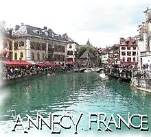 Annecy Canel by SuzeM