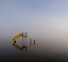 The Lonely Playground by Paul Davis