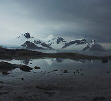 Reflection in Antarctica by Kenji Ashman