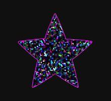 Mosaic Glitter Texture  Unisex T-Shirt