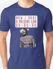 Ho-Ho-Ho Die Hard Christmas T-Shirt