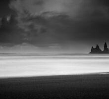 Vik Beach - Iceland by scottalexander
