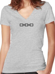 Star Trek - Bread and Circuses Shirt Women's Fitted V-Neck T-Shirt