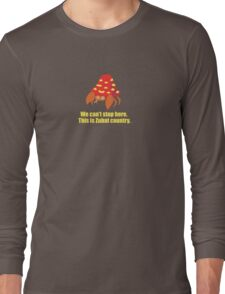 Fear and Loathing in the Mt. Moon. Long Sleeve T-Shirt