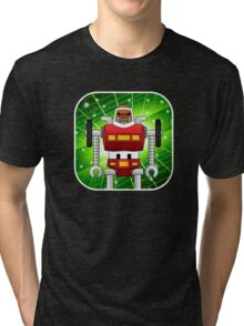 "Cy-Kill ""Evil Robot Leader"" (Gobots) Tri-blend T-Shirt"