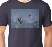 Chinooks - Evening Lift Unisex T-Shirt