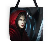 Red Riding Hood (Not so little any more) Tote Bag