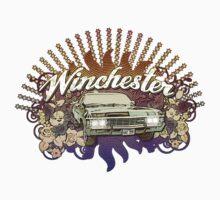 Vintage Winchester Metallicar by RisenShine22