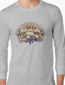 Vintage Winchester Metallicar Long Sleeve T-Shirt