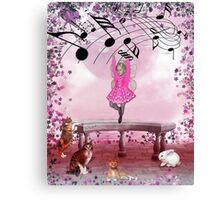 """Lucinda"" Canvas Print"