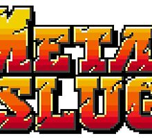 Metal Slug logo by Lupianwolf