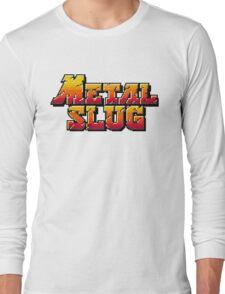 Metal Slug logo Long Sleeve T-Shirt