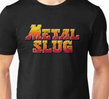 Metal Slug - Neo Geo Title Screen Unisex T-Shirt
