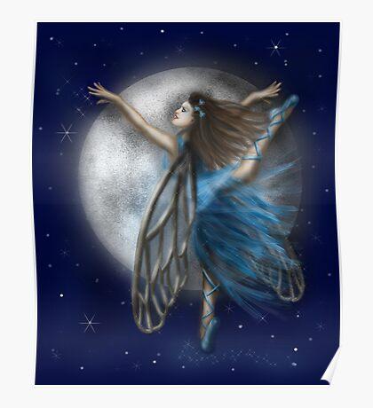 Dancing in Moonlight Poster