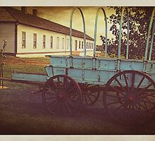*Ol Time Wagon by GoldenRectangle