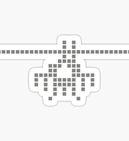 PIXEL8   Apache   Black Ops Sticker