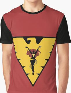 The Dark Phoenix Graphic T-Shirt