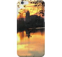 Religious Reflections. iPhone Case/Skin
