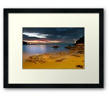 Gordon's Bay Framed Print