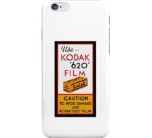 Kodak 620 - Avoid Damage iPhone Case/Skin
