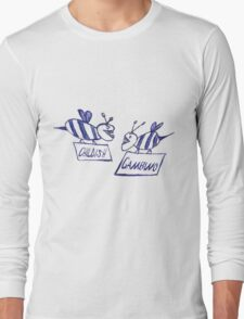 Community Gambino (white) Long Sleeve T-Shirt