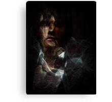 Smokey Vampire Canvas Print