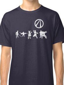 Borderlands Silhouette Classic T-Shirt