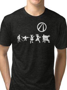Borderlands Silhouette Tri-blend T-Shirt