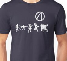 Borderlands Silhouette Unisex T-Shirt