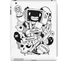 Absolute Nonsense iPad Case/Skin