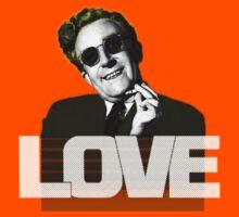 LOVE by dennis william gaylor